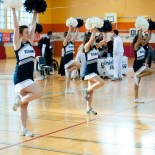 Cheerleaders Gône de Lyon